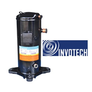 INVOTECH Scroll Kompresör YM 43 E1G R404A 2.5 HP